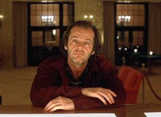 If we don't, remember me. #jack #shining #the