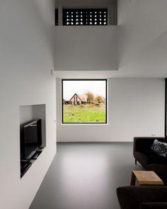 Villa Heerenveen interior