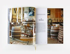 Hennessy #art #book #book design #photography #formats