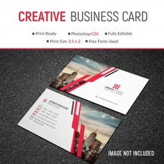Mockup of modern business card with photo Premium Psd. See more inspiration related to Business card, Mockup, Business, Abstract, Card, Template, Office, Visiting card, Presentation, Photo, Stationery, Elegant, Corporate, Mock up, Creative, Company, Modern, Corporate identity, Branding, Visit card, Identity, Brand, Identity card, Professional, Presentation template, Up, Brand identity, Visit, Showcase, Showroom, Mock and Visiting on Freepik.