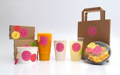 La Michoacana by Parallel #branding #packaging #mexico #design #food