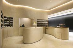 Aesop Ginza Six by Torafu Architects