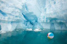 Unexpected Antartica Photography by Gray Malin – Fubiz™ #photo