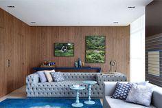 Original Urban Style Home living room walls coated oak #interior #design #decor