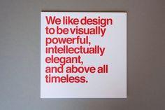 Massimo Vignelli | Designlov #massimo vignelli