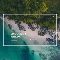 Nature. Inspiration design