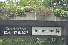 documenta14 Kassel, Germany PHOTOGRAPHIE © [ catrin mackowski ]