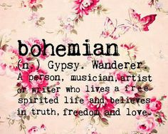 Image result for bohemian