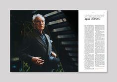 magazine spreads, magazine layouts