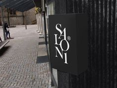 Salon1 / 2013 on Behance #design #branding