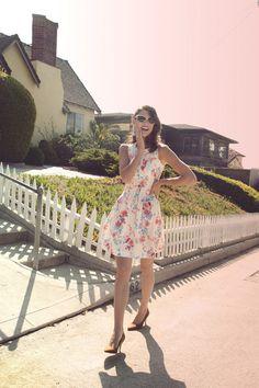 http://www.stephaniehynes.com #old #hynes #residential #los #stephanie #sunny #school #fence #photography #angeles