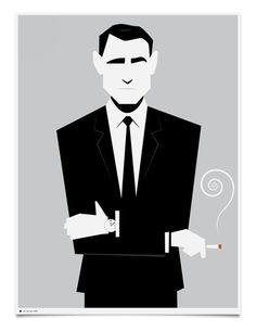 Mattson Creative #pop #culture #illustration #poster #minimalist