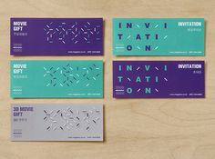 studio fnt #cinema #korea #branding