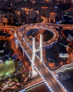 Stunning Cityscapes of Shanghai by Aaron Shao