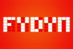 15 #lights #led #boxes #typography