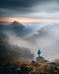 Mesmerising Adventure Photography by Frederik Schindler