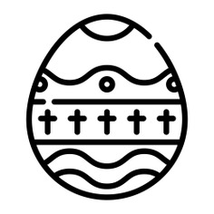 See more icon inspiration related to easter, egg, food and restaurant, cultures, easter egg, decoration and food on Flaticon.
