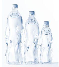 Bottle Packaging Design #water bottle