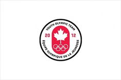 Canadian Olympic Team #mark #branding #iconography #icon #identity #logo #olympics