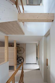 AKI by Akasaka Shinichiro Atelier #japanese house #minimalist architecture #minimalism #minimal house