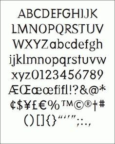 Dead History Roman #font #history #scott #makela #dead #typography