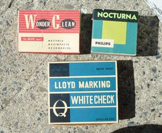 Matchbooks #matchbooks