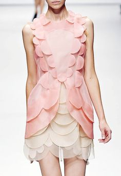 Likes | Tumblr #fashion #pink #dress