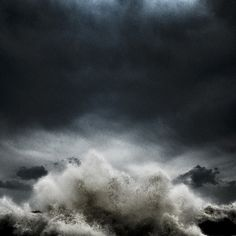 Alessandro Puccinelli #clouds #photography #storm #sea