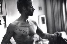memento.jpg (imagen JPEG, 480 × 316 píxeles) #tattoo #memento #film