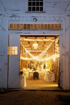 barn dance #light #door