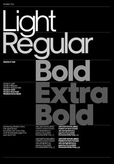 Stockholm Design Lab – High-res Special | September Industry #guidlines #typography