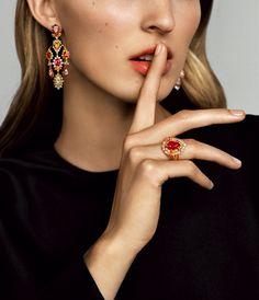 Ymre Stiekema by Alasdair McLellan for Vogue Japan