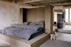 CJWHO ™ #design #architecture #bedroom #photography #interiors #rick owens