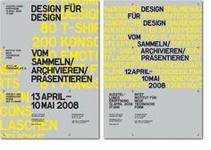 PORTFOLIO OF MARCEL FLEISCHMANN #modernism #tyography #minimalism