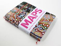Maps by Paula Scher (Journals) #notebook #journal