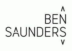 Ben Saunders identity « Studio8 Design #logo #identity