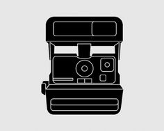 CI_Polaroid.jpg 670×536 pixels #camera #illustration