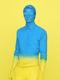 Nice #blue #yellow