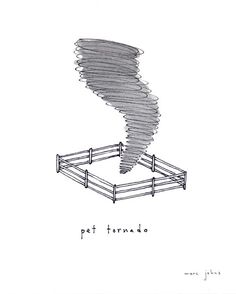 this isn't happiness™ Peteski #tornado #pet