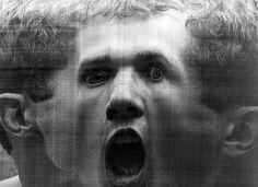Más tamaños | Slit Photography - Self Portrait | Flickr: ¡Intercambio de fotos!