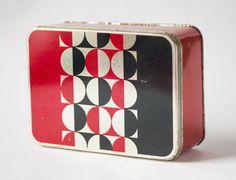 Soviet Era Lunchbox