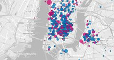 Ratio Finder by WeePlaces #interactive #infographics #design #color #circles #map #datavis #web