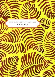 The Book Cover Archive: The Category of Outcast, design by Gabriele Wilson #cover #book