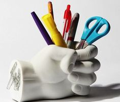 Hand Pen Holder #gadget