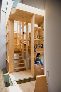 House in Tezukayama / Fujiwaramuro Architects