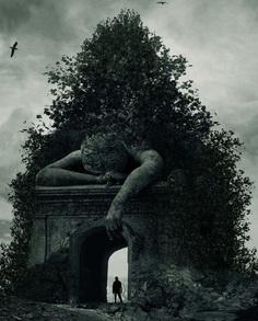 #instaart: Dark and Surreal Photo Manipulations by Mirek aka mirekis7