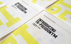 Lead Image #screen #printing #poster #typography