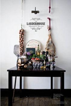 The Larderhouse - Lauren Davidson