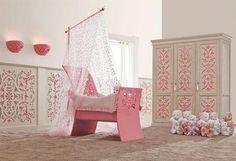 Dream world for children, by Halley-bebe-www.homeworlddesign.com #kids #bebe #room