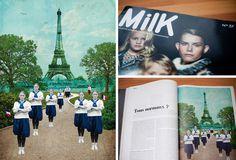 Sonia roy, colagene.com #paris #france #photomontage #illustration #collage #editorial #magazine